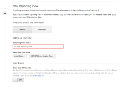 Jak skonfigurować google analytics